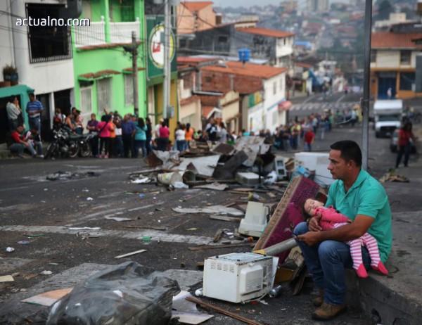 photo of Комисар от ООН бие тревога заради Венецуела