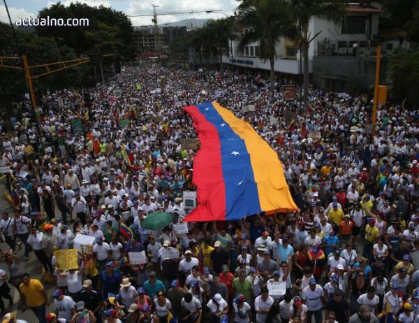 photo of Колумбия отчете най-голямата бежанска вълна от Венецуела в историята