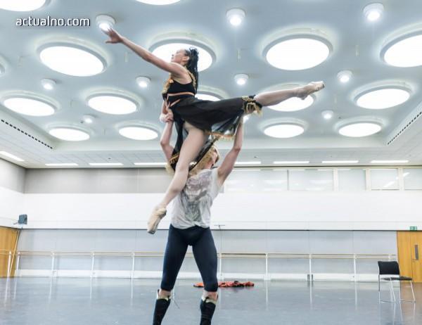 photo of Секс скандал разтърси New York City Ballet