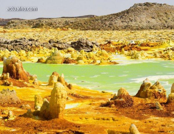 photo of 6-те най-опасни туристически дестинации в света