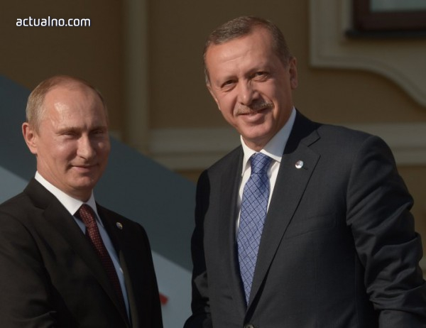 photo of Ердоган към Путин: Свиквам ислямски форум заради Йерусалим