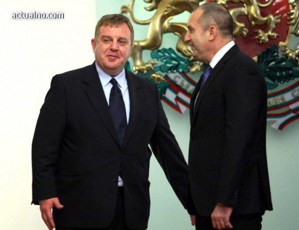 photo of Връщаме казармата, само ако Каракачанов стане кашик!