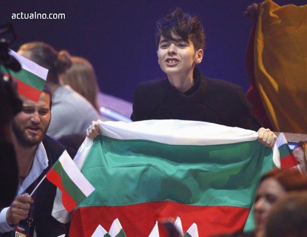 """photo of Историческо! България на крачка от победата на """"Евровизия"""", Кристиан се класира втори"""