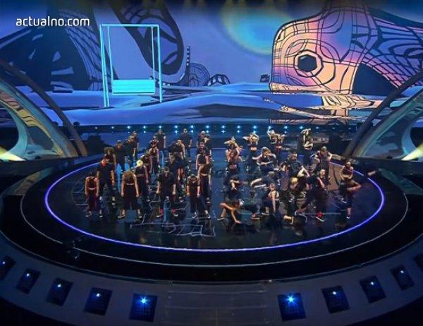 """photo of Организаторите на """"Евровизия"""" използваха българска народна песен на конкурса (Видео)"""