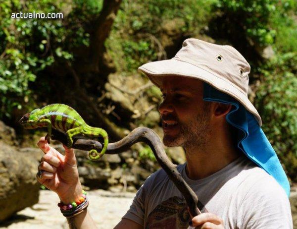 """photo of Виртуална джунгла на VIASAT NATURE приютява """"Диви същества с Доминик Монахан"""" онлайн"""