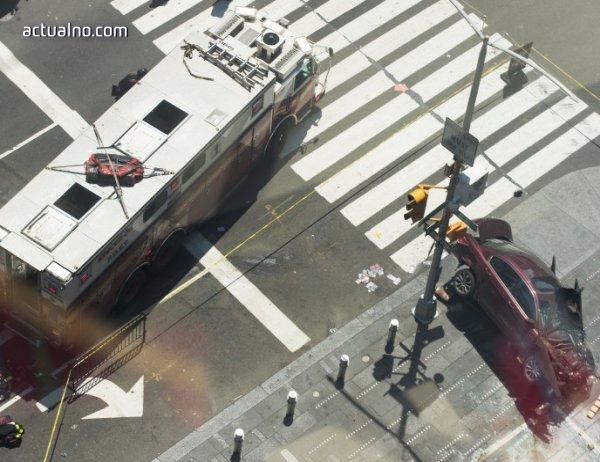 photo of Обвинение в убийство за шофьора, прегазил момиче и ранил десетки в Ню Йорк