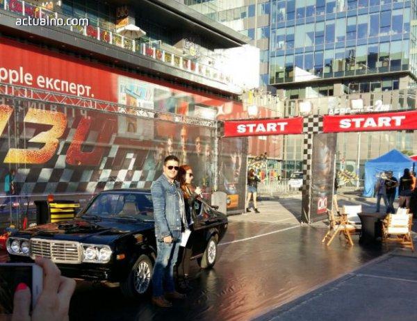 """photo of Асен Блатечки разпали всички с премиерата на """"Бензин"""""""