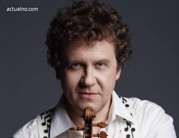 """photo of Веско Пантелеев – Ешкенази представя """"Годишните времена"""" от Вивалди и Пиацола с Оркестъра на Класик ФМ радио"""