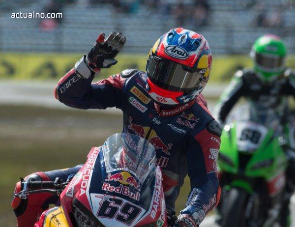photo of Почина бившият шампион в MotoGP Ники Хейдън
