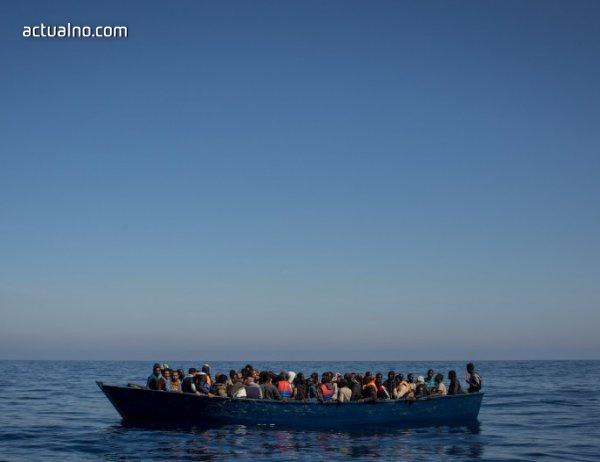 photo of Над 100 мигранти се удавиха край Либия