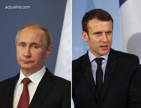 photo of Макрон и Путин говориха по много теми, но се съгласиха за малко неща