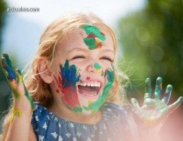 photo of Зарадвайте децата си поне на днешния ден