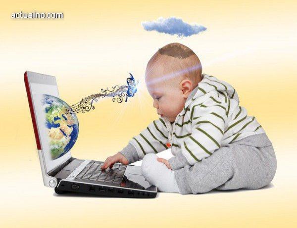 photo of Експерти: Смарфоните, таблетите, компютрите влияят негативно на мозъка на бебетата