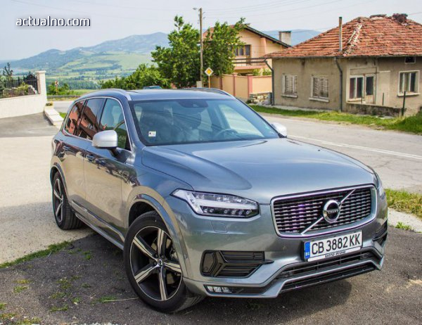 photo of По пътя към Околчица за Деня на Ботев - с Volvo XC90 R-Design (СНИМКИ)