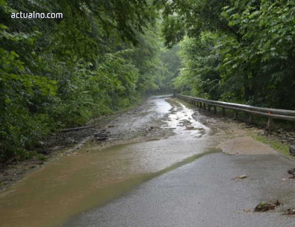 photo of Поройни дъждове и наводнения в Гърция