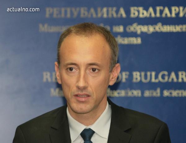 photo of Просветният министър иска непосещаването на училище да се счита за престъпление