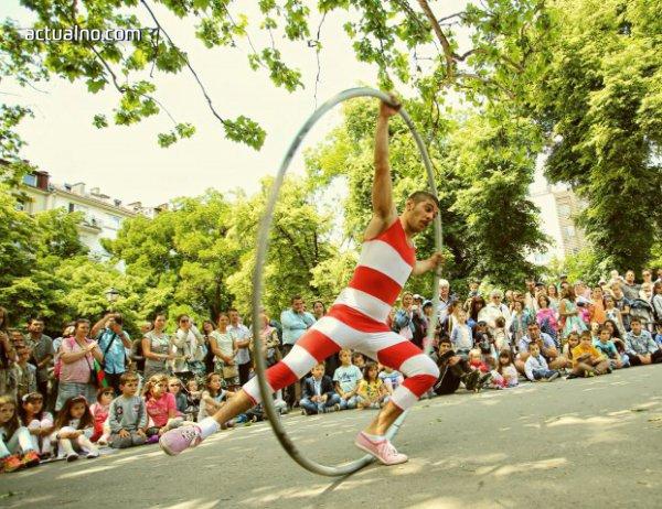 photo of 10 дни София ще е домакин на фестивал за съвременен цирк
