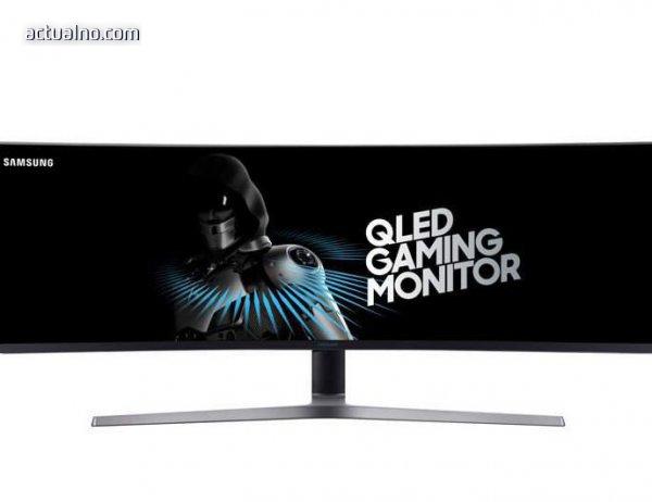 photo of Samsung представи най-големия монитор в света (Видео)