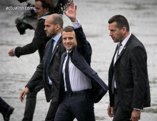 photo of Макрон изглежда печели пълна победа и на парламентарните избори