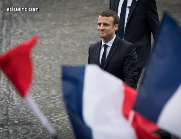 photo of Партията на Макрон води на втория тур на изборите във Франция