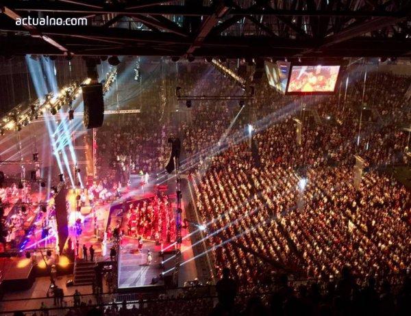 """photo of НА ЖИВО: Ще бъде ли вторият концерт на Слави в """"Арена Армеец"""" по-добър от първия?"""