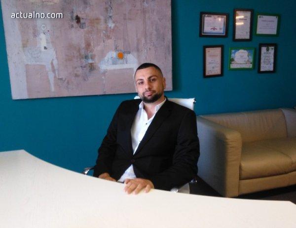 photo of Юлиян Митов, собственик на Fresh Bar: Даваме преференции за франчайз на хора с увреден слух
