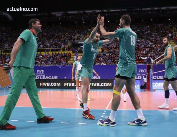 photo of България още има шанс да играе във финалната шестица на Световна лига