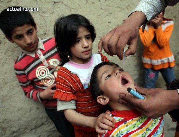 photo of Защо на света му отнема толкова време, за да се пребори с полиомиелита?