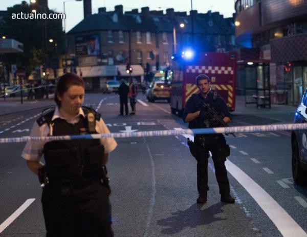 photo of Идентифицираха нападателя от Лондон