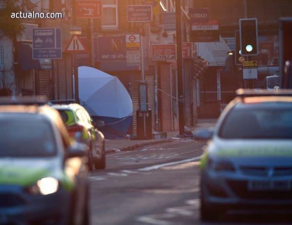 """photo of Нападателят от Лондон е викал """"Искам да убивам мюсюлмани"""""""