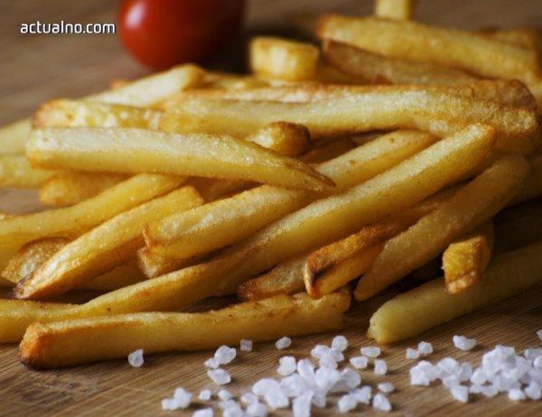 photo of Пържените картофи убиват