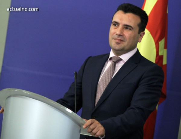 photo of Заев: Поканата за НАТО стабилизира македонската икономика