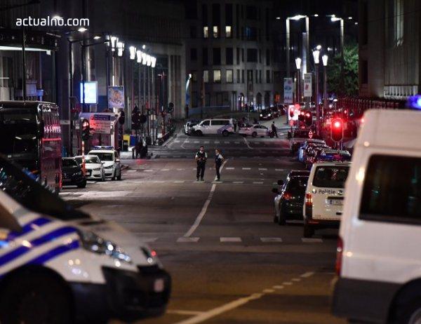 photo of Бомбата на нападателя в Брюксел била с гвоздеи и газова бутилка