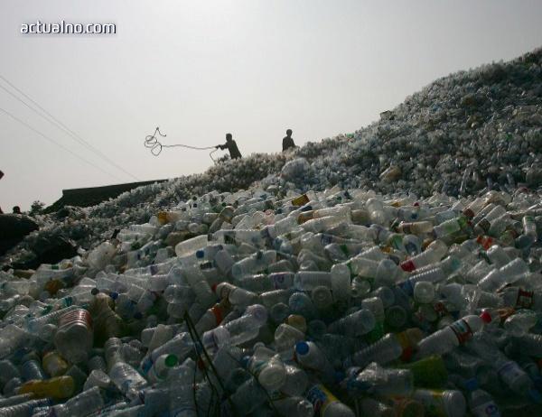 photo of Питейната вода на планетата е замърсена с пластмасови частици