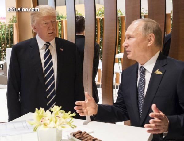 photo of Путин и Тръмп обсъдиха Близкия изток по телефона