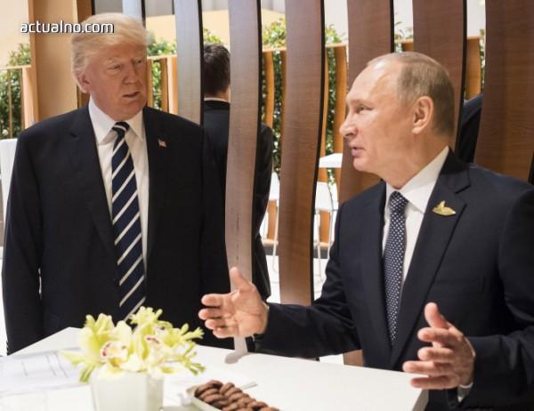 photo of Американска медия: Путин разполага с компромат срещу Тръмп