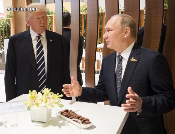 """photo of """"Галъп"""": Путин и Тръмп с много различен имидж по света, папата - най-харесван"""
