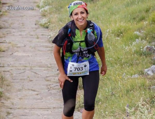photo of Мая, пробягала 141 км в планината: Отдалече чух рев на животно, изпитах страх и респект