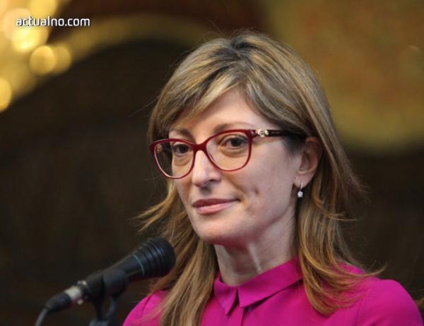 photo of Екатерина Захариева: Има готовност за по-силни санкции към КНДР