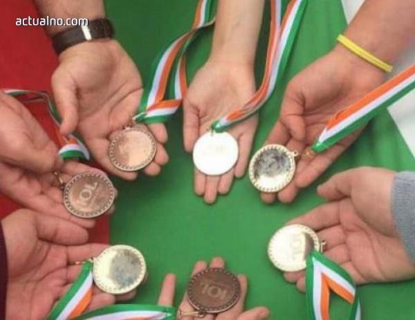 photo of Младите ни олимпийци в науката с рекорден брой медали през 2017 г.