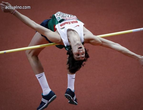 photo of Тихомир Иванов ще скача за медалите в Лондон!