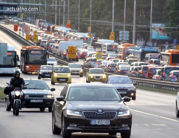 photo of Задръствания в София заради срещата на върха на ЕС