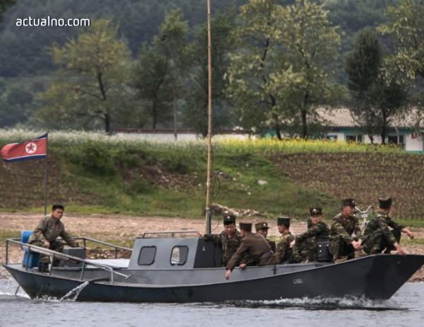 photo of В севернокорейски трудов лагер