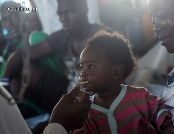 photo of ООН задейства първия бежански коридор между Либия и Италия