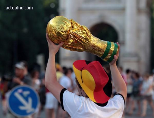 photo of Чуйте химна на Световното по футбол (ВИДЕО)