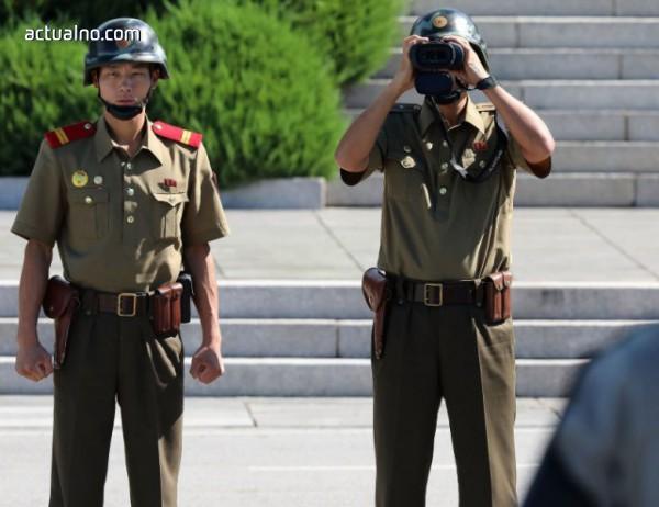 photo of Започнаха преговорите между Северна и Южна Корея