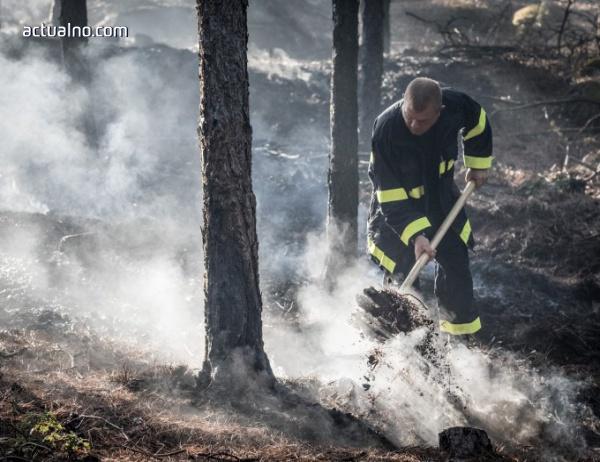 photo of Подготовка за протест на пожарникарите и МВР, протест и заради норките