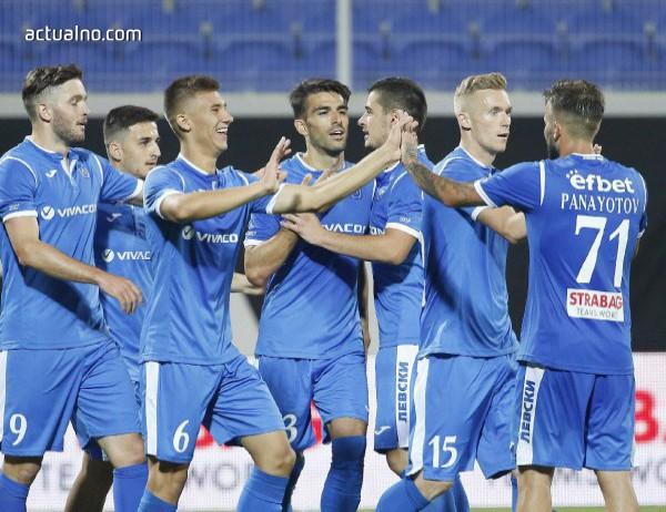 photo of Левски е на полуфинал за Купата след победа срещу Дунав