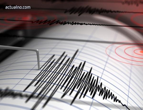 photo of Земетресение от 5,5 по Рихтер в Тихия океан