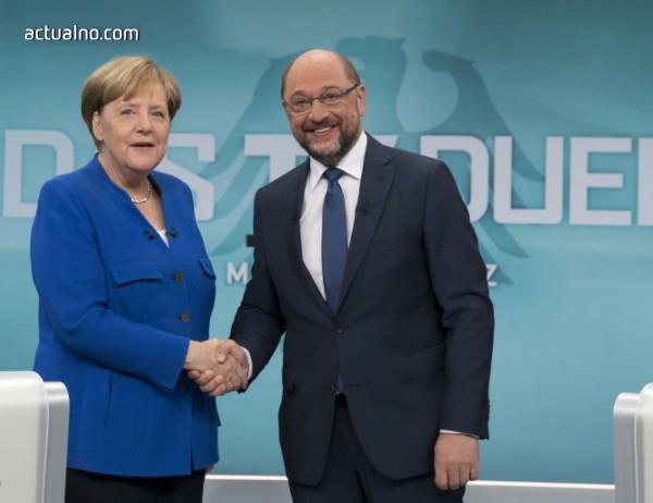 photo of Партията на Шулц реши да преговаря с Меркел